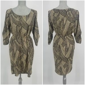 Amanda Uprichard 100% Silk Dress Sz S